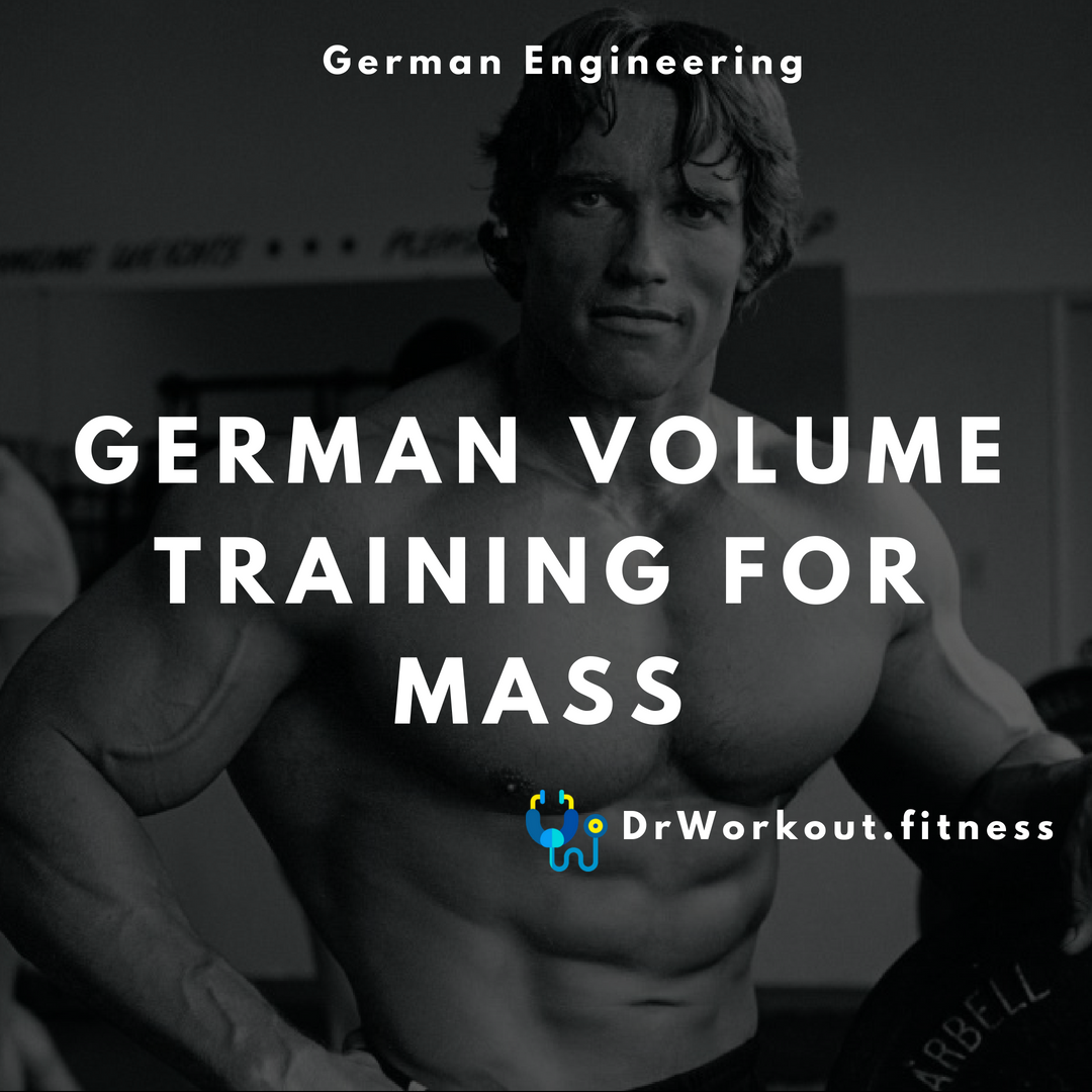 German Volume Training for Mass