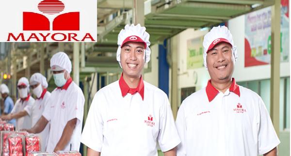 Lowongan Kerja Seluruh Indonesia SMA SMK D3 S1 Pabrik & PT. Mayora Tbk, Jobs: Sales, Administration, Warehouse Staff, Etc.