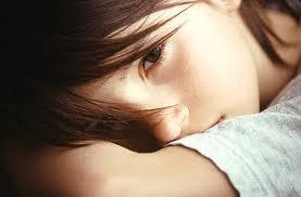 niña con sueño