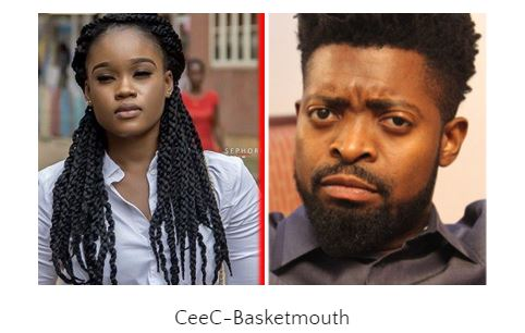 There is a CeeC in every woman- Basketmouth