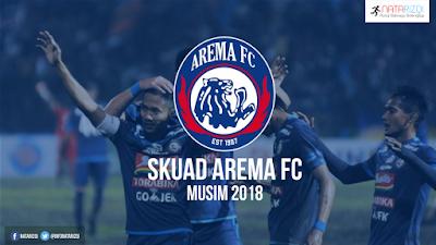 Skuad Arema FC 2018