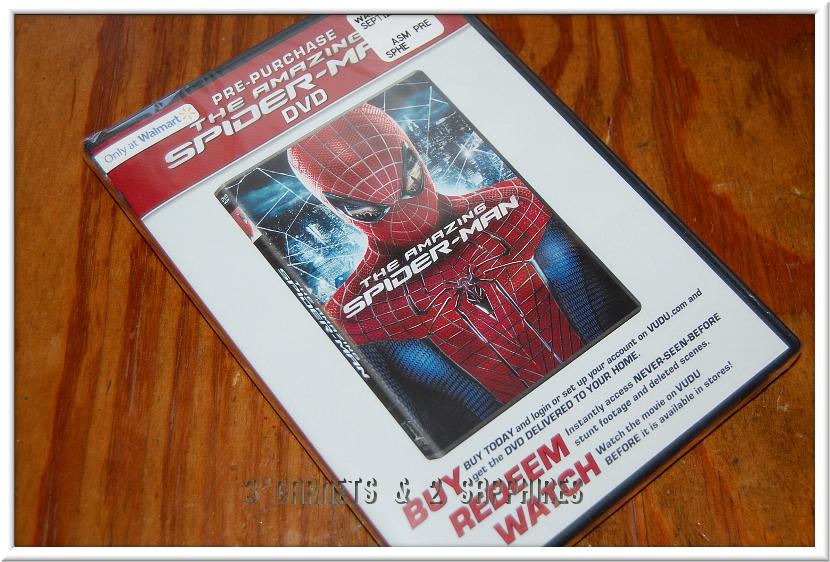 3 Garnets & 2 Sapphires: Pre-Purchase The Amazing Spider-Man