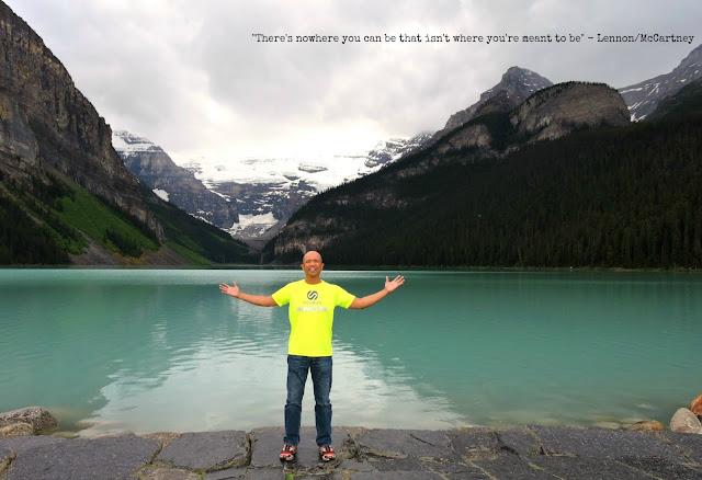 Lake Louise in Banff National Park, Alberta, Canada. Ray Abenojar 2015.