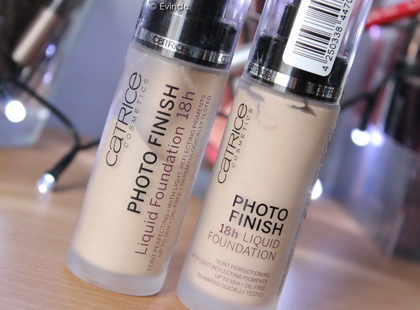 Catrice Photo Finish Foundation   Review, Before + After ...
