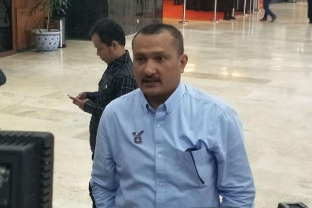 Demokrat Jelaskan Maksud Dua Anggota TNI yang Bantu Andi Arief