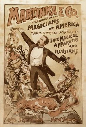 Carnegie Magic Detective The Oldest Magic Shop In America
