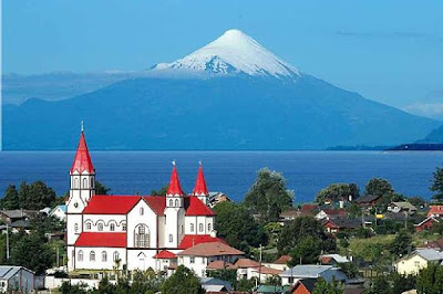 Puerto Varas, South of Chile