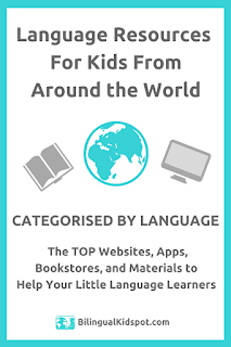 Language Resources for kids around the world