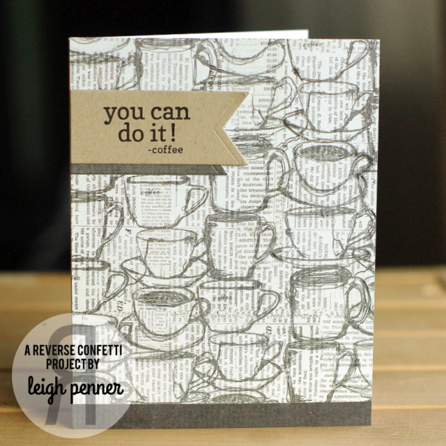 Countdown to Confetti Caffeinated Cups & For the Love of Latte Leigh Penner @leigh148 @reverseconfetti #reverseconfetti #cards