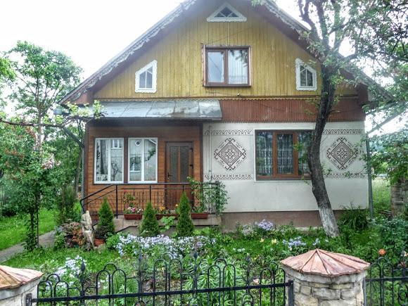 Пациков. Улица Шевченко