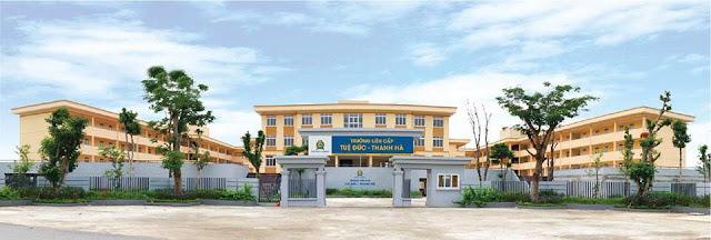 Trường Liên cấp Tuệ Đức Thanh Hà đã khai giảng năm học đầu tiên 2018- 2019