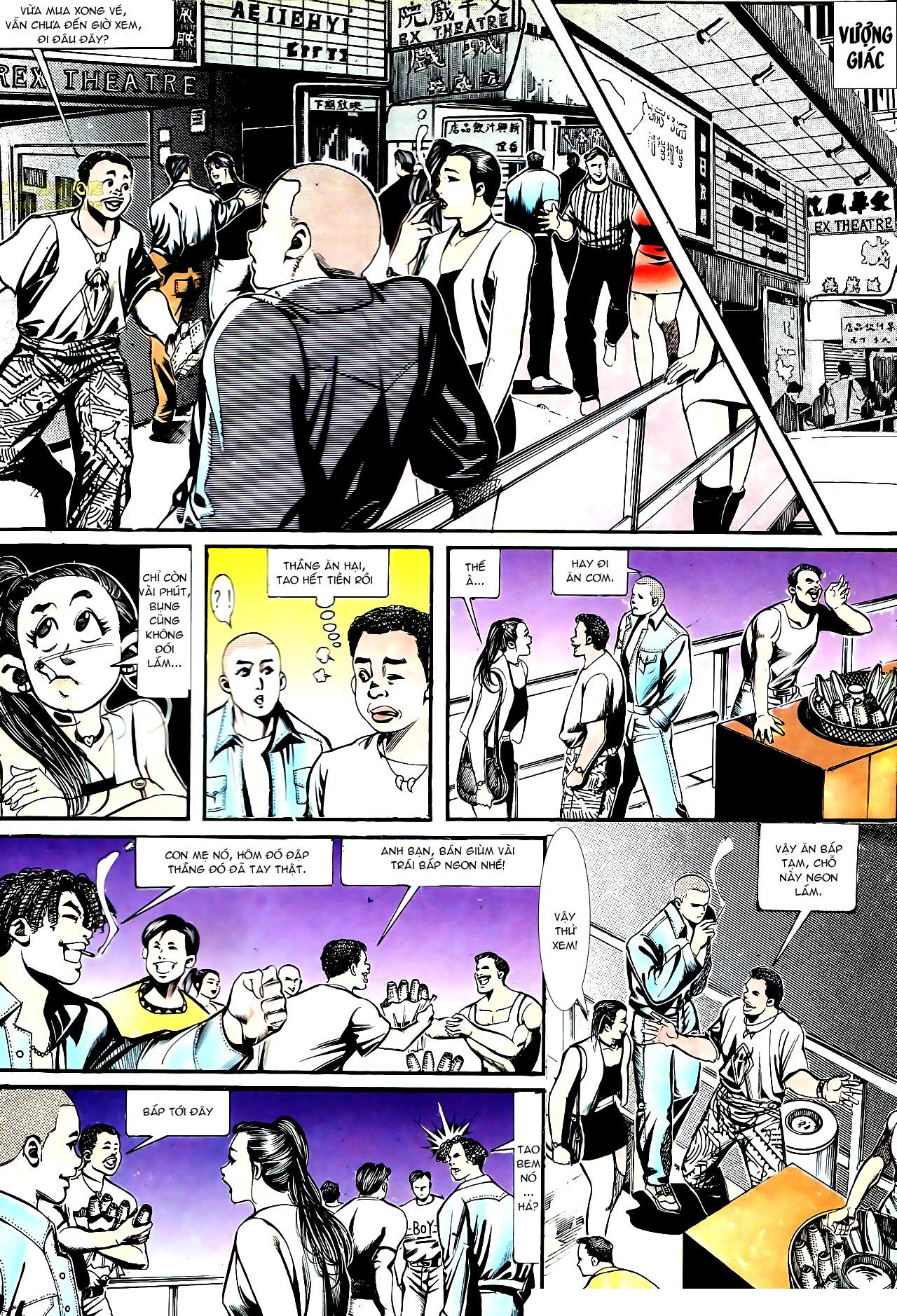 Người Trong Giang Hồ chapter 152: trăng sáng chiêm đông trang 6