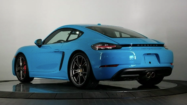 2018 porsche 718. simple 2018 2018 porsche 718 cayman manual review  features with porsche