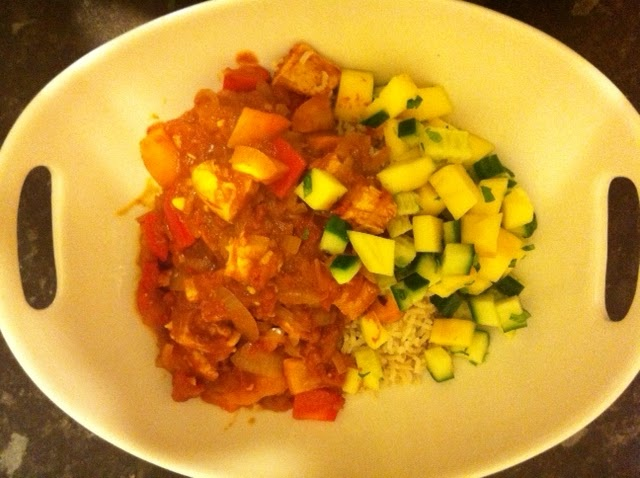 Forest Rose Chicken Curry With Rice 10pp Weight Watchers