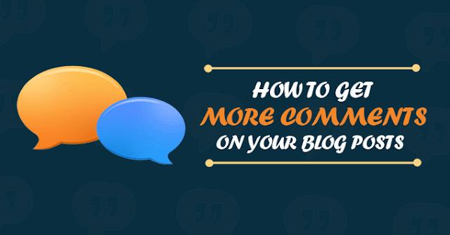 Strategi Baru Mendapatkan Lebih Banyak Komentar Blog
