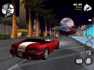 GTA San Andreas Apk and Data File Download