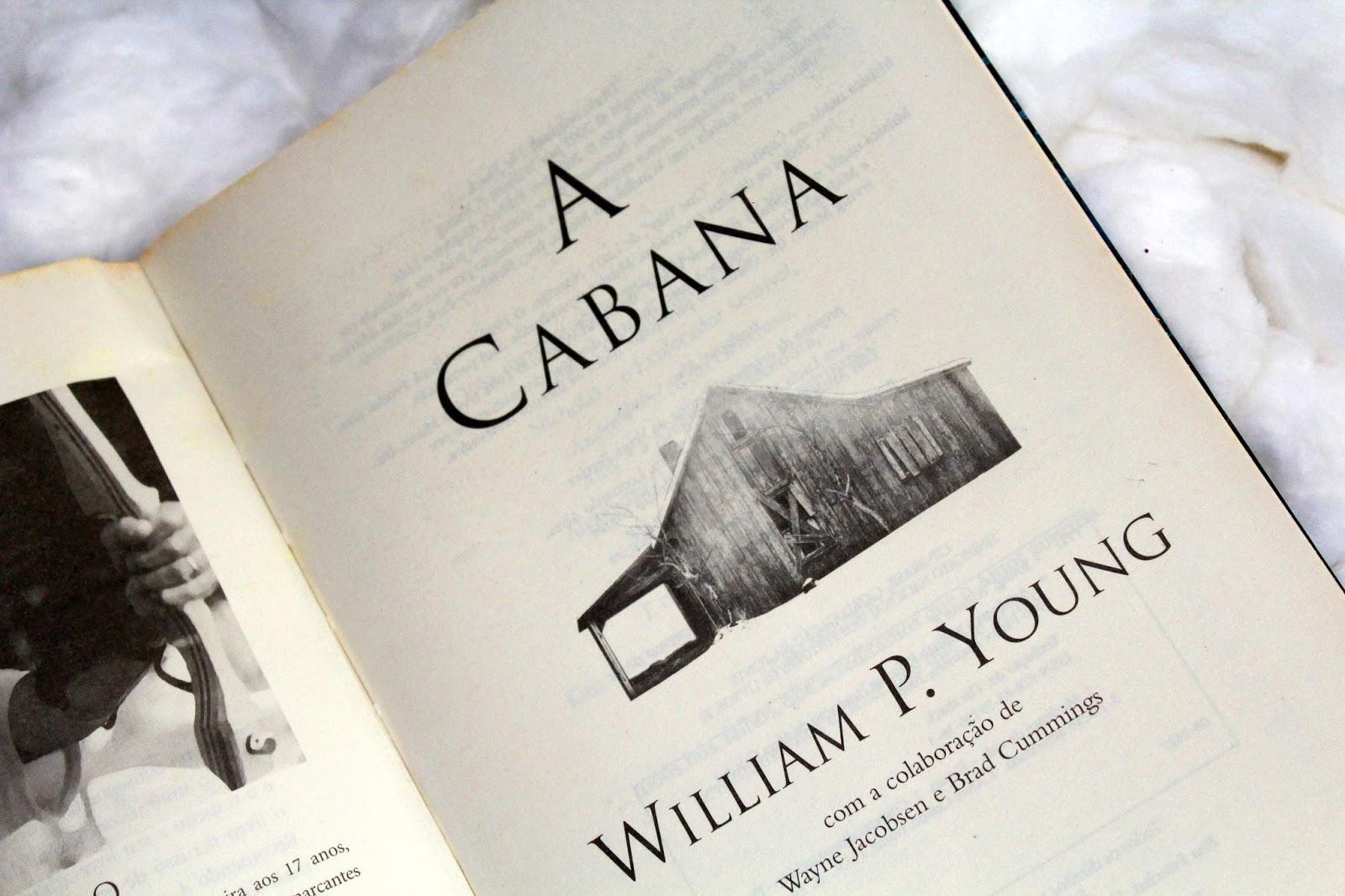 Top Frases do livro: A cabana - O mundo da Tutty GE16