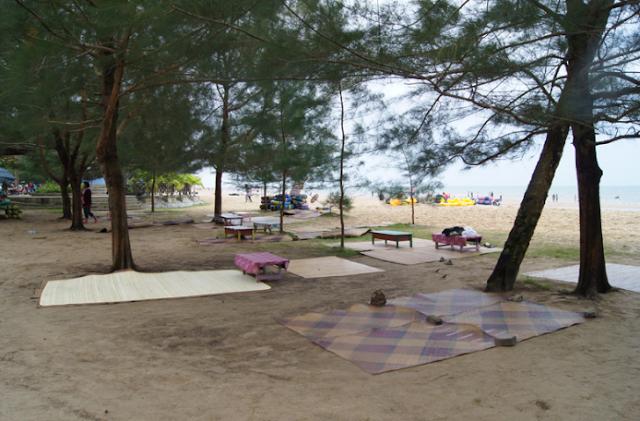 Pantai Manggar Segara Asri