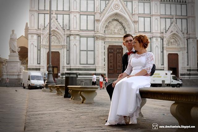 ślubne zdjęcia we Florencji