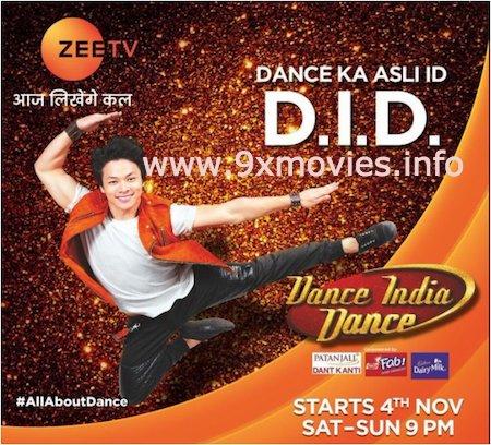 Dance India Dance 20 January 2018 HDTV 480p 250MB