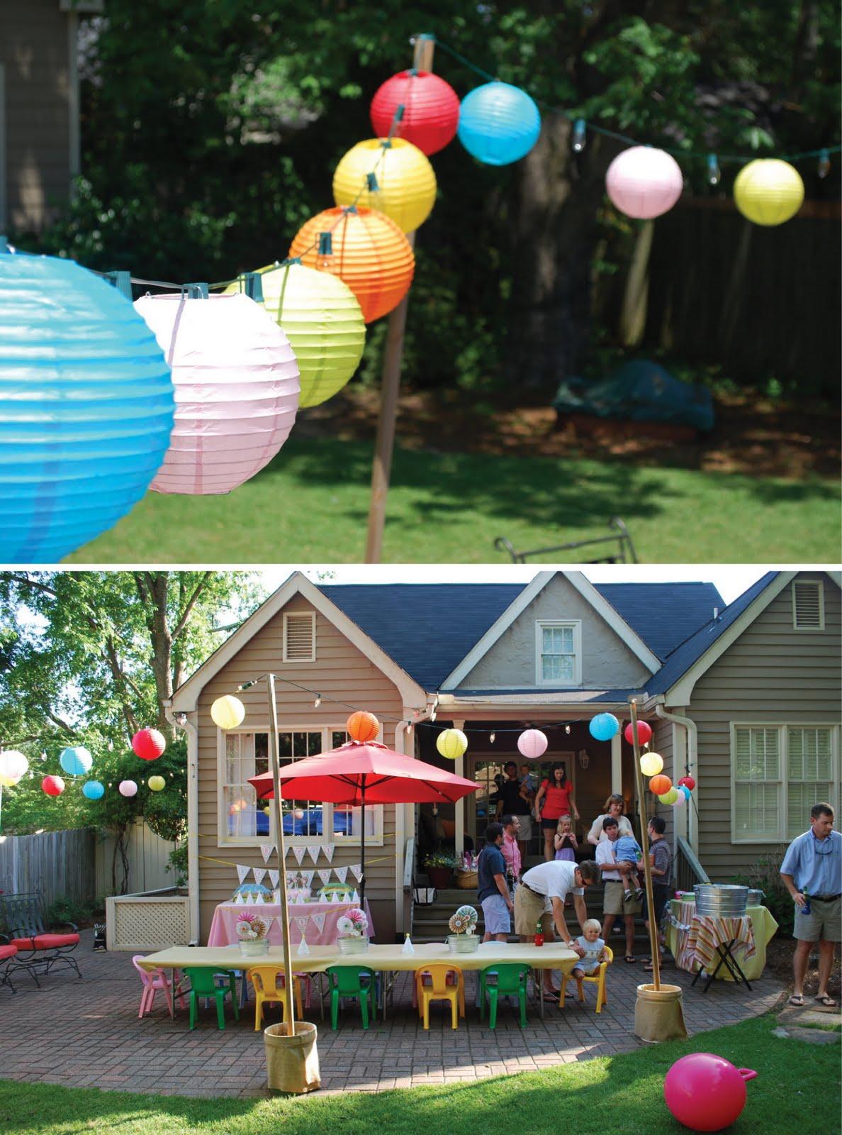 A Beautiful Backyard Carnival - Anders Ruff Custom Designs ...