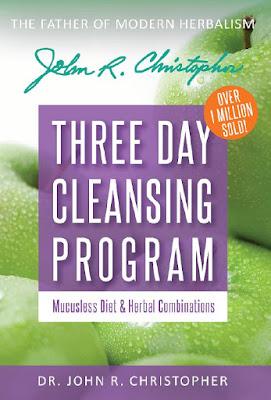 Πρόγραμμα τριήμερου καθαρισμού αποτοξίνωσης