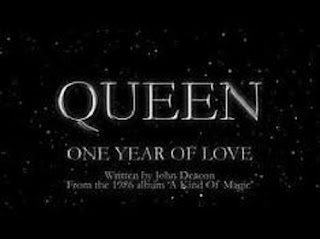 Queen Lyrics - One Year Of Love