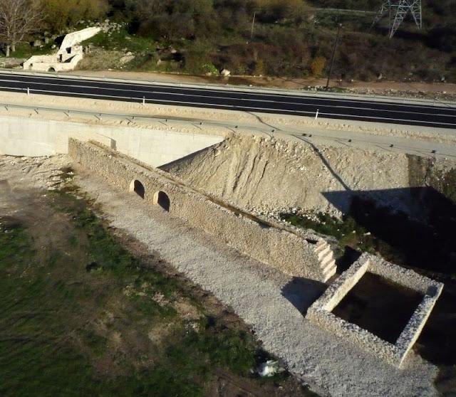 Οι υδρόμυλοι του Μαργαριτίου (+ΦΩΤΟ)