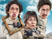 Download Film Warkop DKI Reborn: Jangkrik Boss! Part 1 (2016) WEB-DL Full Movie
