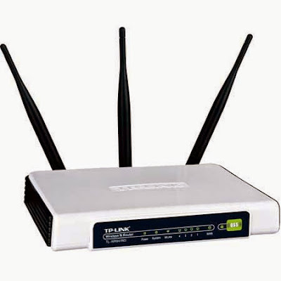 Download Firmware TP-LINK TL-WR941ND