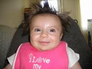 Model gaya rambut anak masa kini lucu banget