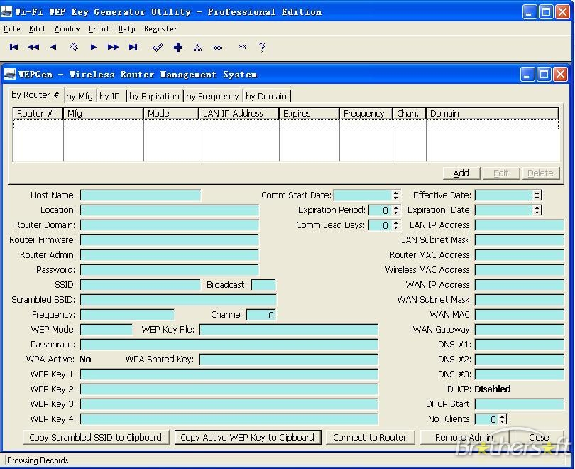 Wifi Wep Key Generator 2.2 Free Download