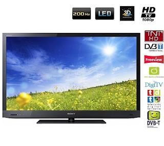 Sony Bravia KDL-40EX720 TV review