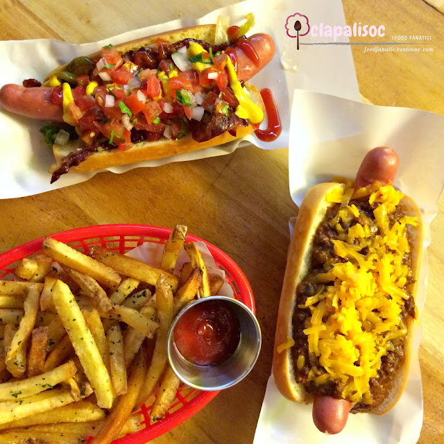 Pink's Hot Dogs Manila