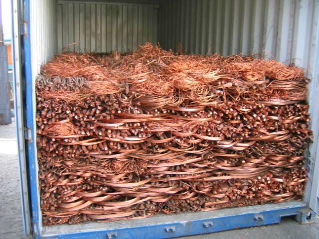 Total Planner Inc Copper Wire Scrap