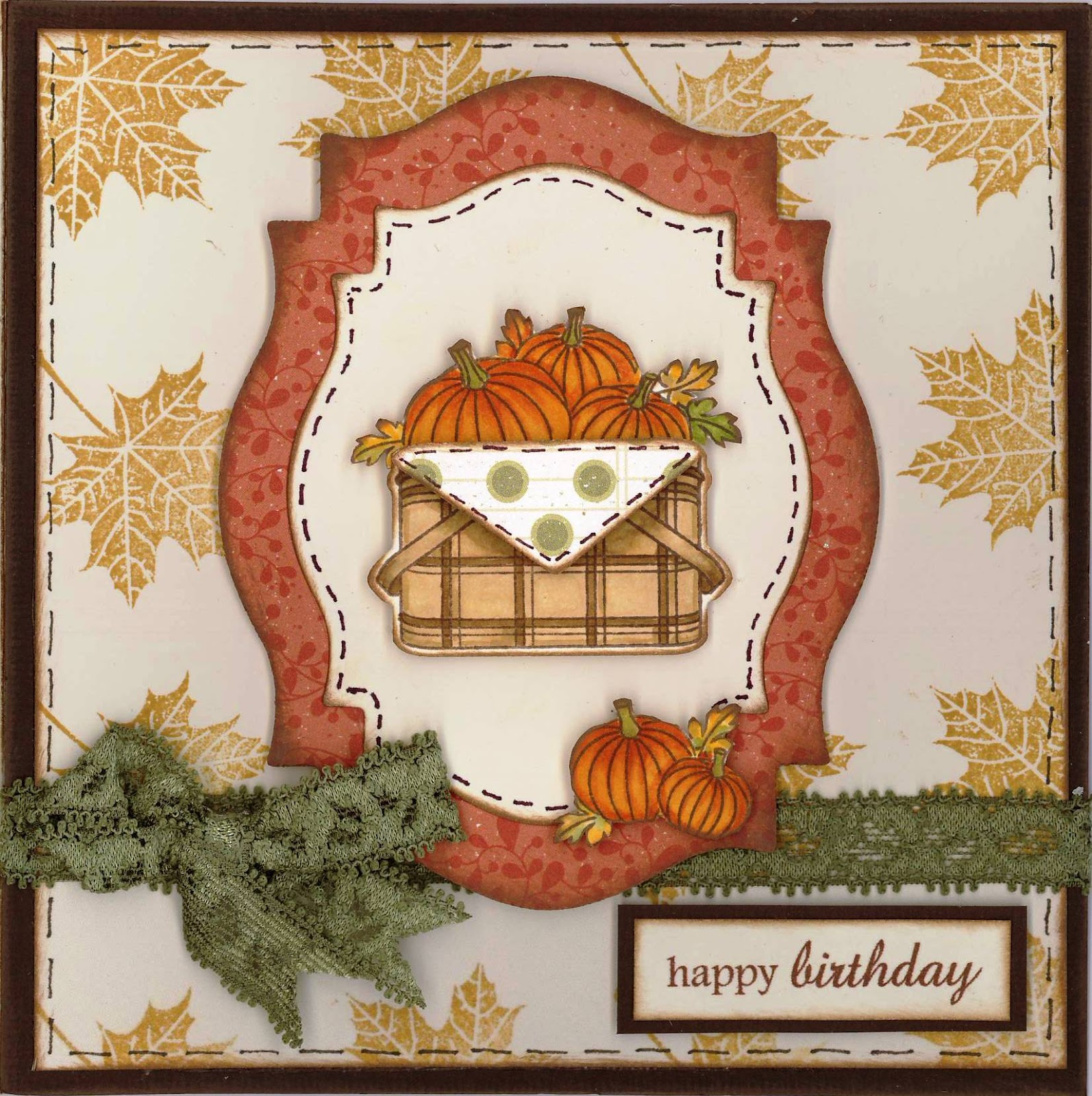 Chatterbox Creations SisterinLaw Birthdays in October 2012!