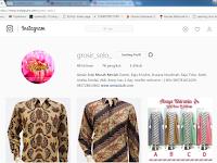 Posting Foto ke Instagram hanya menggunakan Browser