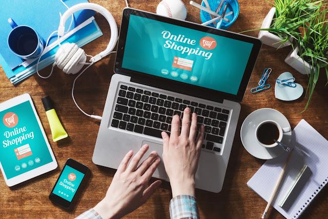 Alasan Mengapa Belanja Online Menyenangkan