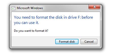 Masalah Error Cara Memperbaiki Flashdisk Minta Di Format Terus Dengan Benar
