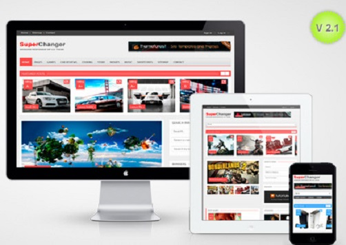 Free Premium Responsive WordPress Themes for your WordPress site - Paid Theme