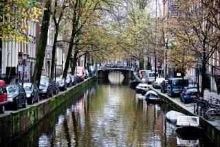 Kanal Amsterdam