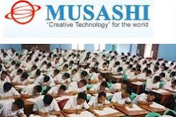 Lowongan Kerja Terbaru  2017 PT. Musashi Autopart Indonesia (Astra Group) Tiap Bulan Dipanggil