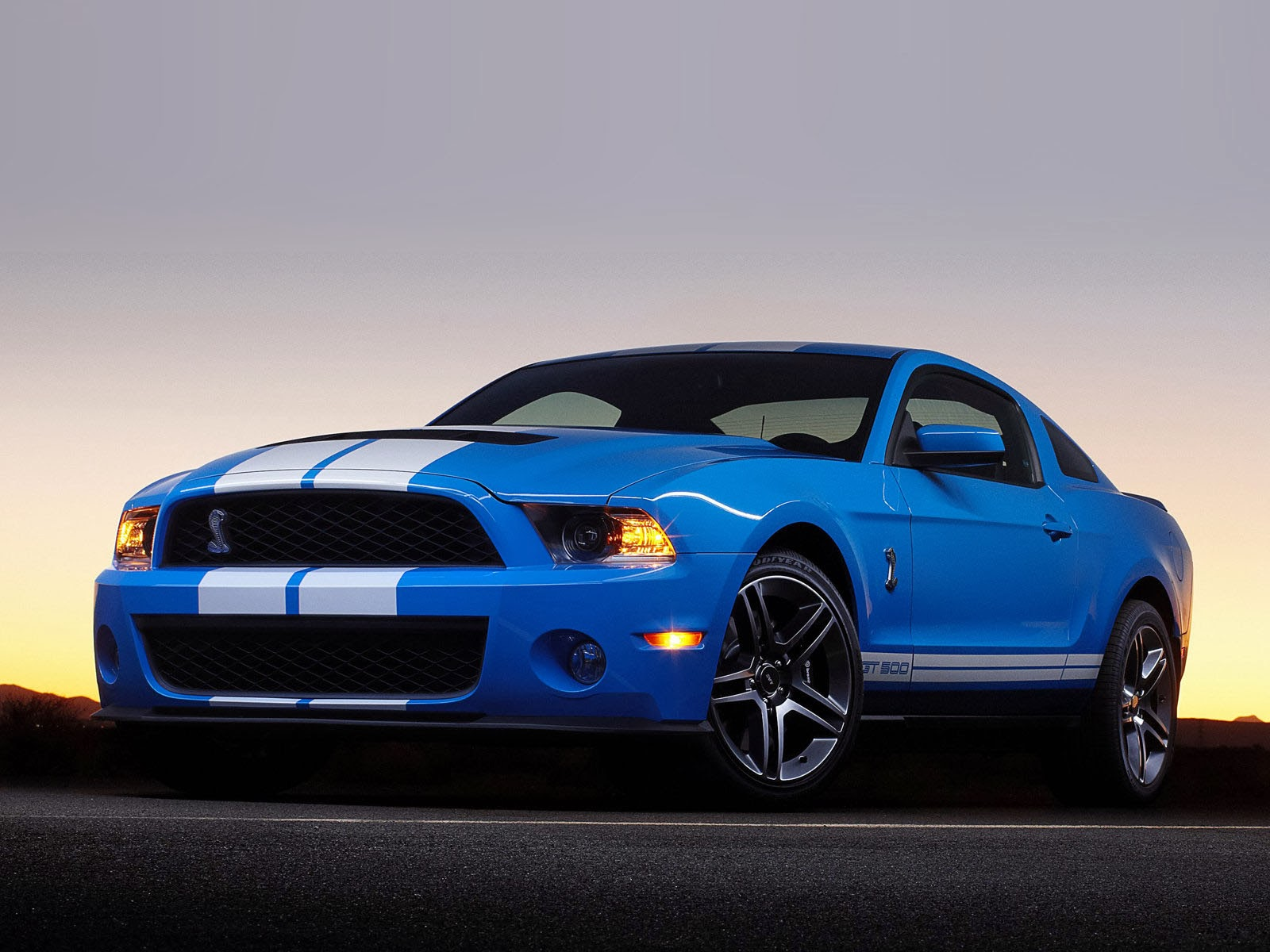 wallpapers: Ford Mustang Shelby GT500 Car Wallpapers