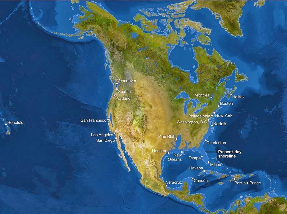 Online Maps: Sea Level Rise Maps