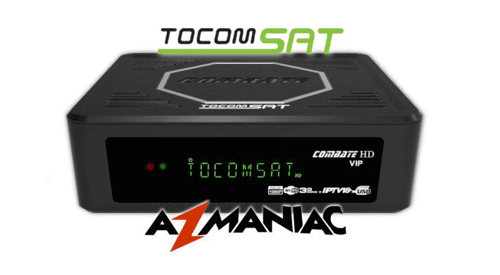 Tocomsat Combate HD Vip