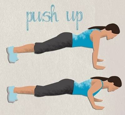 Easy Home Exercises to remain Fit and Healthy without equipments