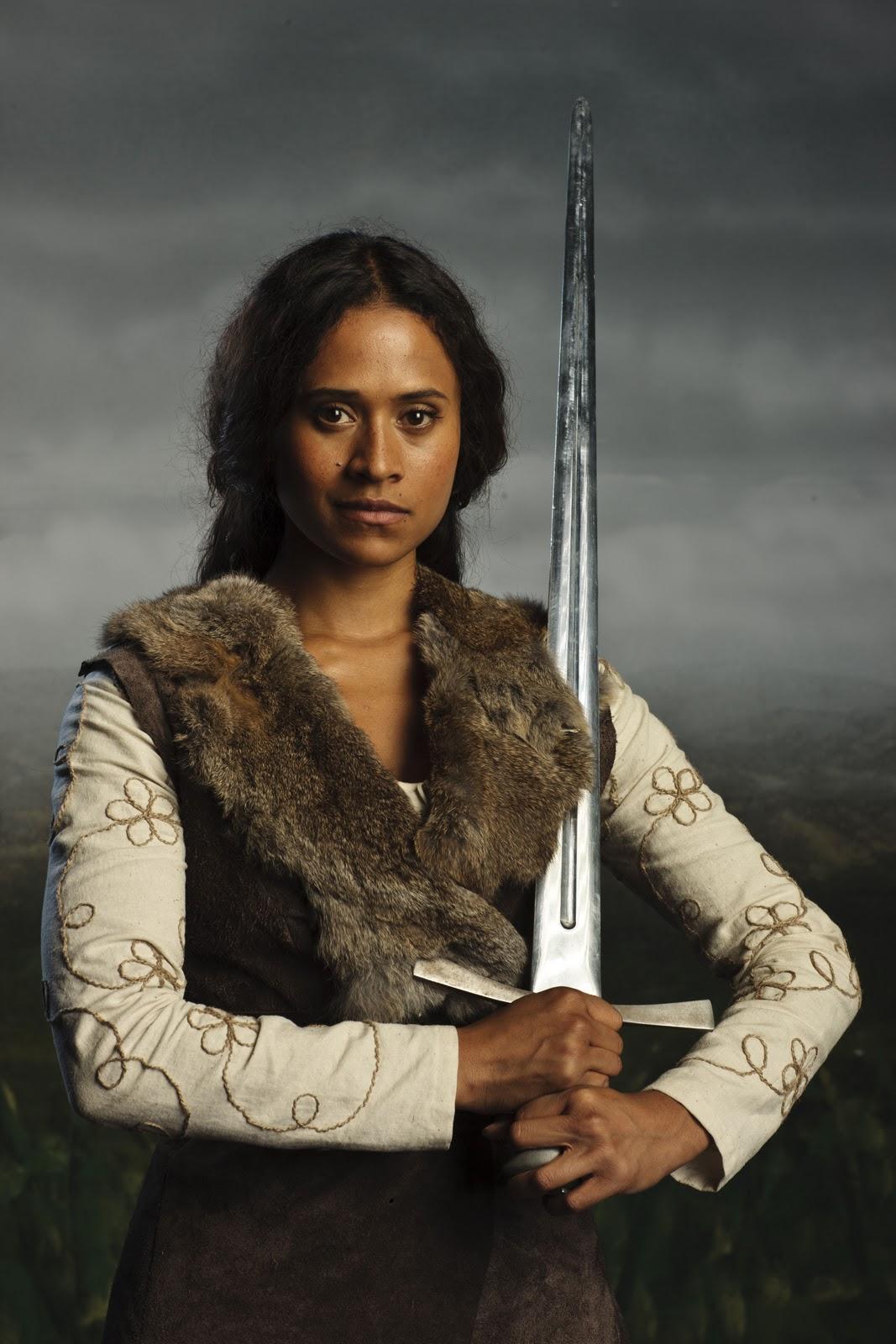 Daily Inspiration The Women Of Merlin Closet Fashionista
