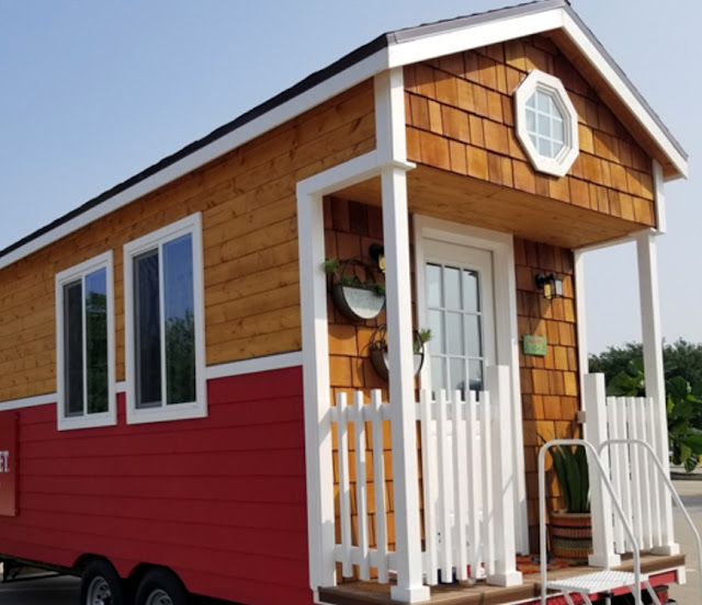 Garland tiny house