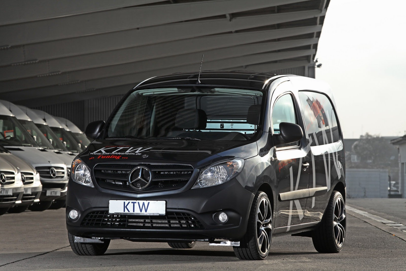 cars service mercedes citan by ktw tuning. Black Bedroom Furniture Sets. Home Design Ideas