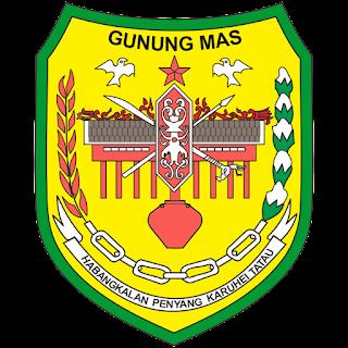 Download Logo Gunung Mas Vektor CDR CorelDraw